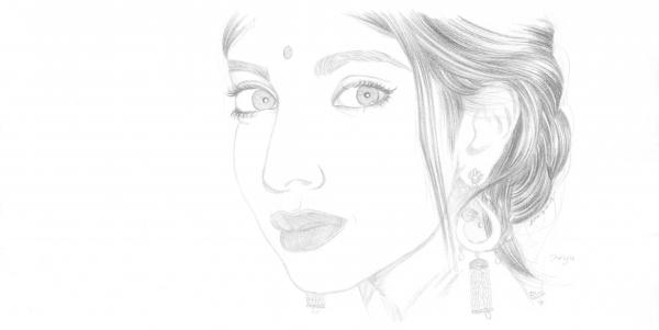Shriya Saran by dharma_dvg